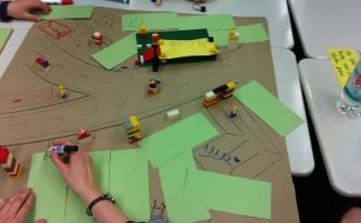 Scrum Workshop mit Lego an der Beuth Hochschule Berlin